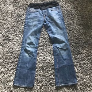 Citizens Of Humanity Jerome Dahan Maternity Jeans